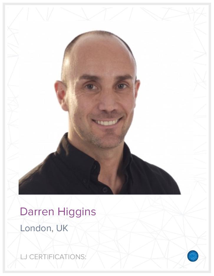 Darren Higgins