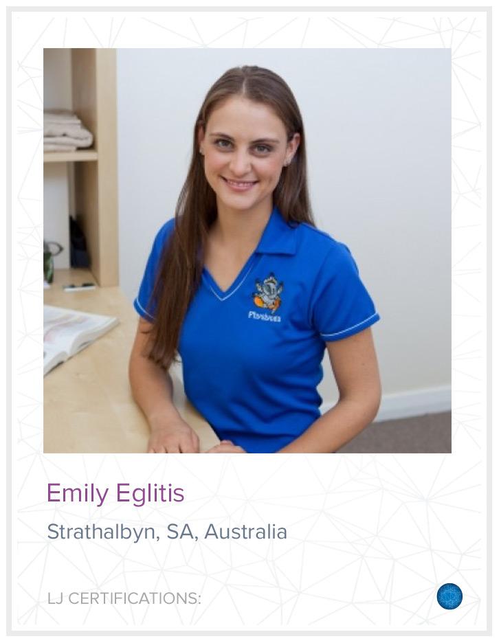 Emily Eglitis